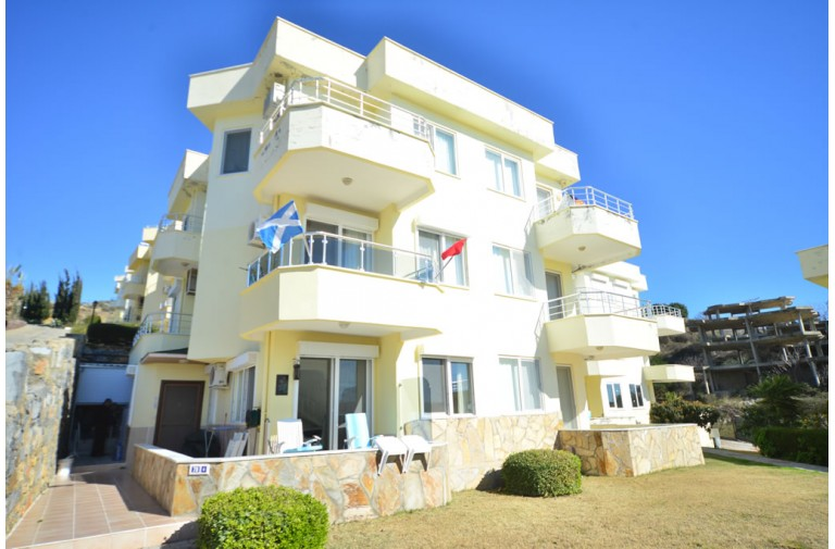 Furnished duplex apartment in the area of Keshefli Alanya