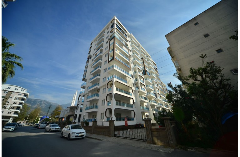 Apartment 1 + 1 in Mahmutlar