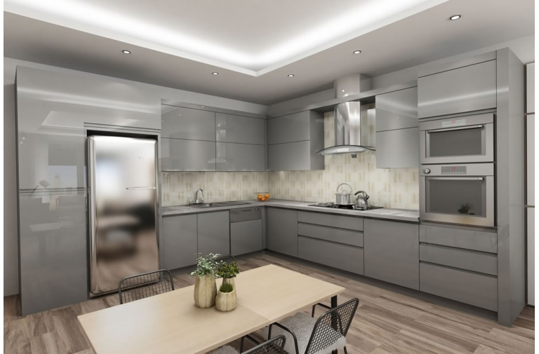 For Sale in Alanya. Cheap Apartment 1+1 .